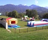 Diverty'Kids location structures gonflables comites des fetes village rhone alpes