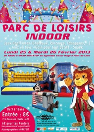 Diverty'Kids parc de loisirs indoor à Pont-de-Claix, Grenoble