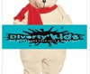 Mascotte ours polaire, by Diverty'Kids