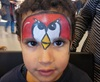 Maquillage enfant angry animation Ikea centre commercial Lyon Grenoble Chambery