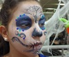 Maquillage halloween Grenoble chambery