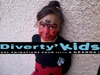 Diverty'Kids, maquillage coccinelle enfant