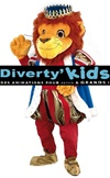 Diverty'Kids, location déguisement mascotte lion