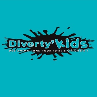 Diverty'Kids logo. Copyright